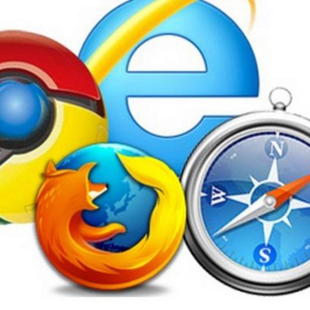 Microsoft, Google, Apple, Mozilla se unem para oferecerem navegadores melhores