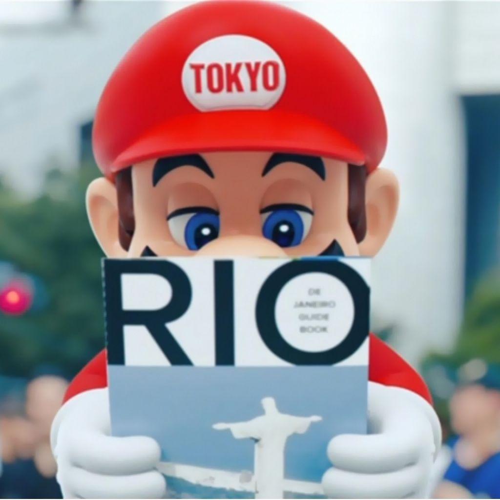 Veja a chamada do Japão para as Olimpíadas Tóquio 2020