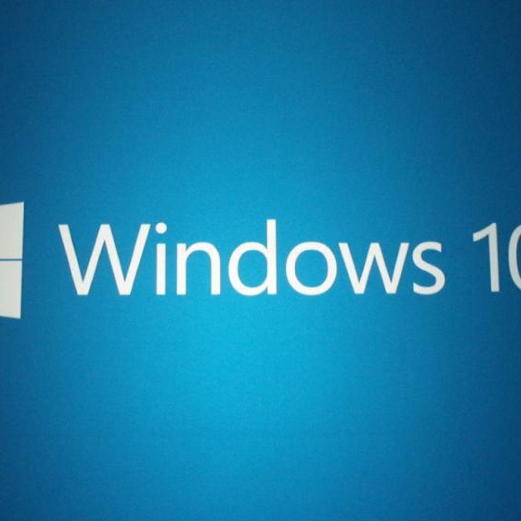 Deve terminar esta semana a versão final do Windows 10