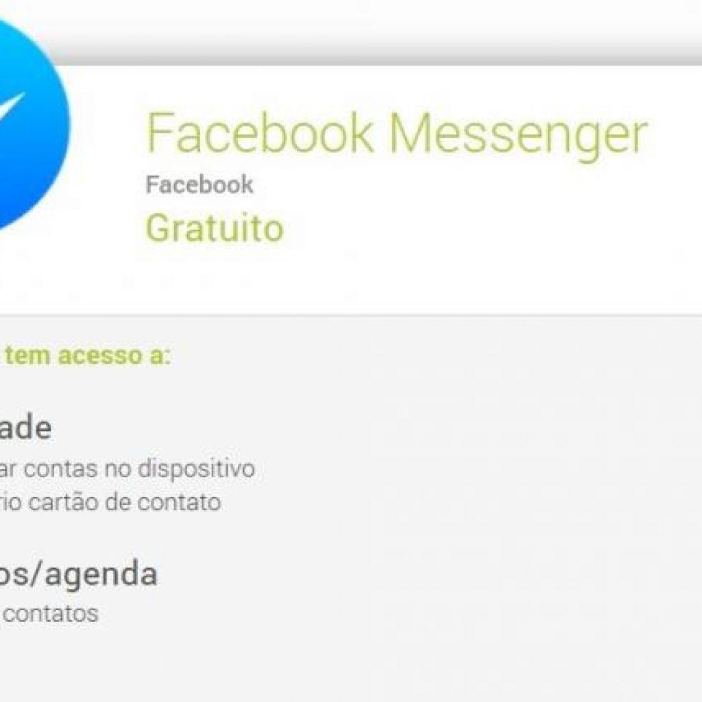 10 termos de uso do Facebook Messenger que vão deixar você boquiaberto
